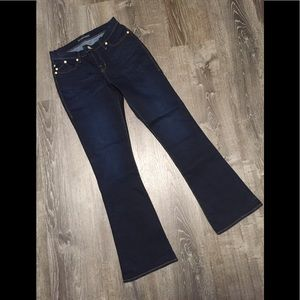 Rock & Republic Jeans-Sz 12. Kendra Curvy Bootcut